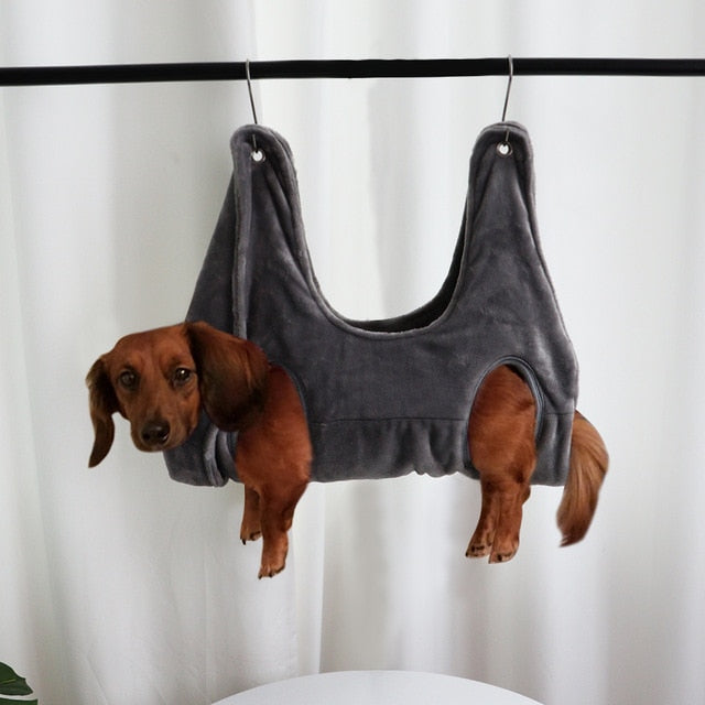 Pet Grooming Hammock Helper