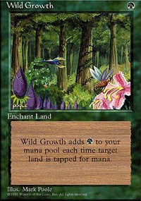 Wild Growth [Fourth Edition] | Tacoma Games
