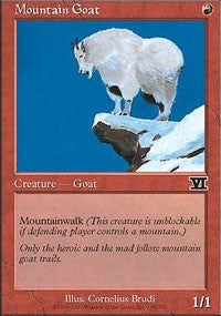 Mountain Goat [Classic Sixth Edition] | Tacoma Games