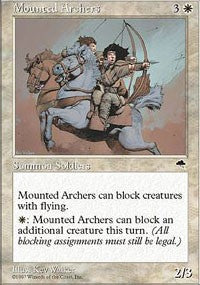 Mounted Archers [Tempest] | Tacoma Games