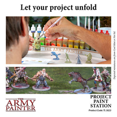 The ARMY PAINTER: Project Paint Station | Tacoma Games