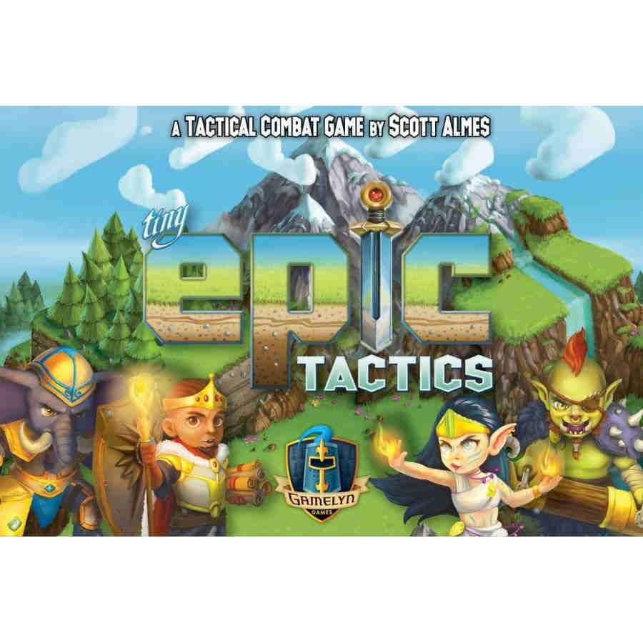 Tiny Epic Tactics | Tacoma Games