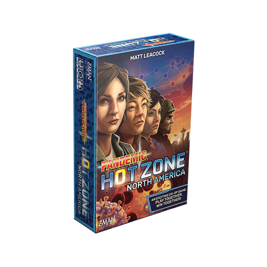 Pandemic: Hot Zone | Tacoma Games