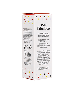 Fabuloso Colour Boosting Treatment Purple Red 30ml