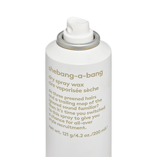 Load image into Gallery viewer, Shebang-a-Bang Dry Spray Wax 176g