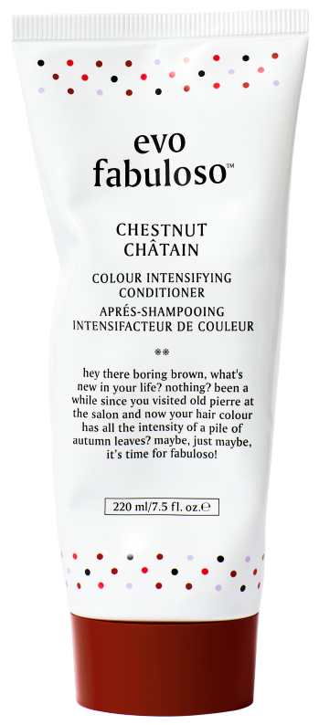 Fabuloso Colour Boosting Treatment Chestnut 220ml
