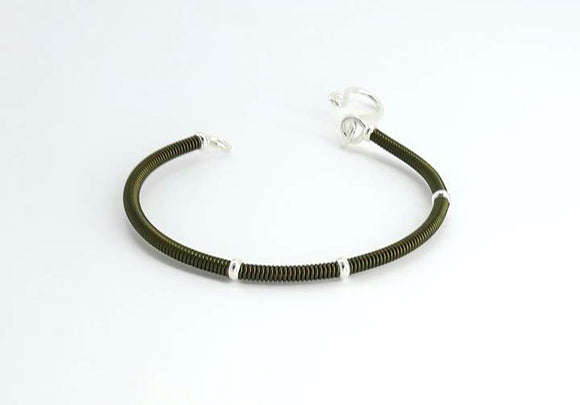 Bracelet - Asymetrical Color Block