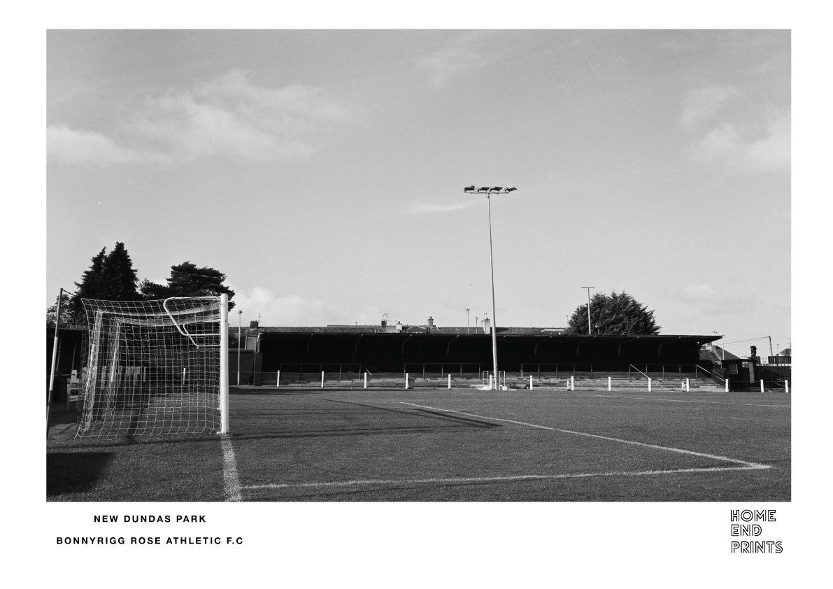 New Dundas Park Black & White