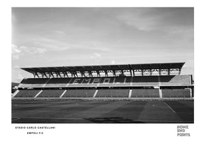 Stadio Carlo Castellani Black & White