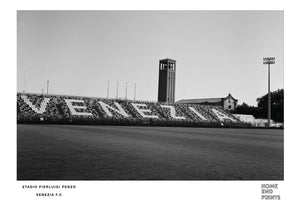 Stadio Pierluigi Penzo Black & White