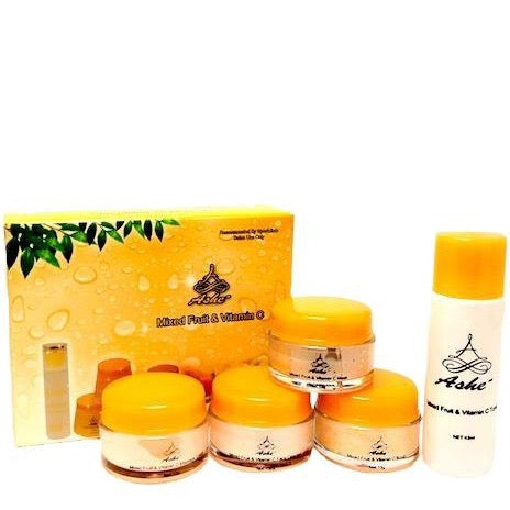 Mixed Fruit Mini Facial - Ashe Skin Care (Mini Facial)