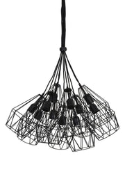Kobaka Hanging Light | Matt Black