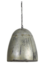Eefje Hanging Light | Vintage Silver