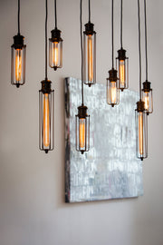 Dagmar Hanging Light | Black