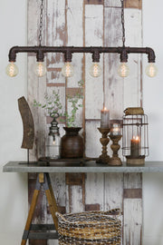 Reinalda Hanging Light | Antique Brown