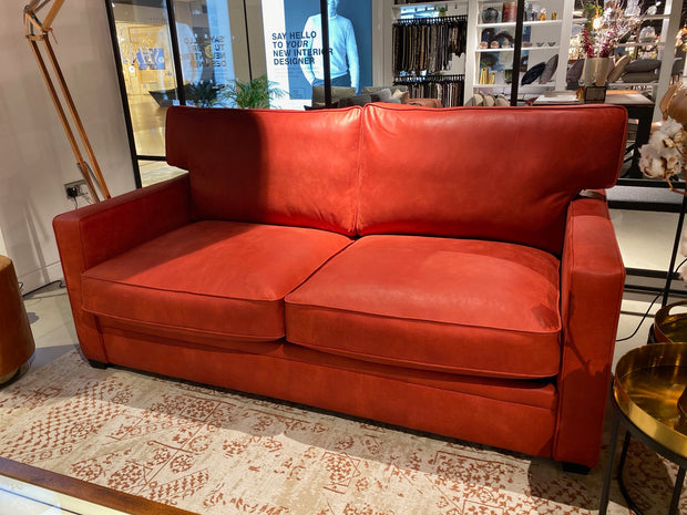 The Lounger Leather Sofa