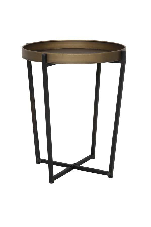 Tortola Large Side Table | Bronze
