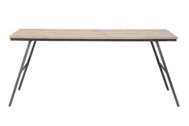The Old Mill Reclaimed Wood Dining Table | 180 x 90cm