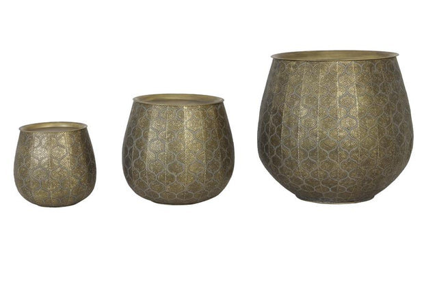 Chaudi Side Tables (set of 3)