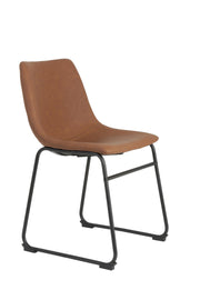 Hendrix Dining Chair | Brown
