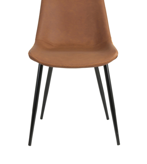 Jett Dining Chair | Brown