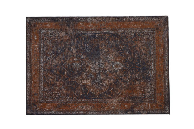 Balad Rug 230 x 160cm | Dark Brown