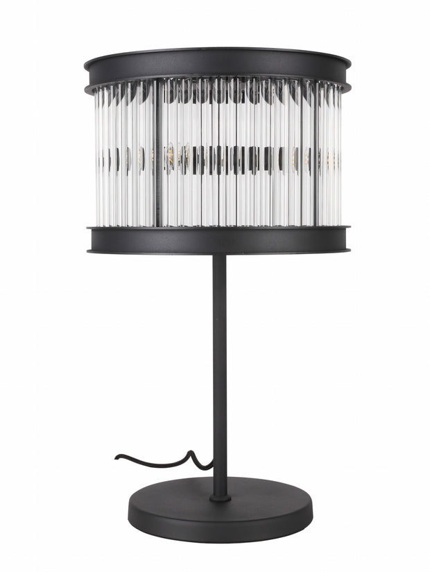 Crystal Rods Table Lamp