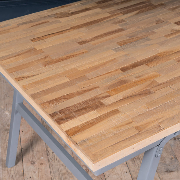 The Old Mill Reclaimed Wood Dining Table  | 200 x 90cm