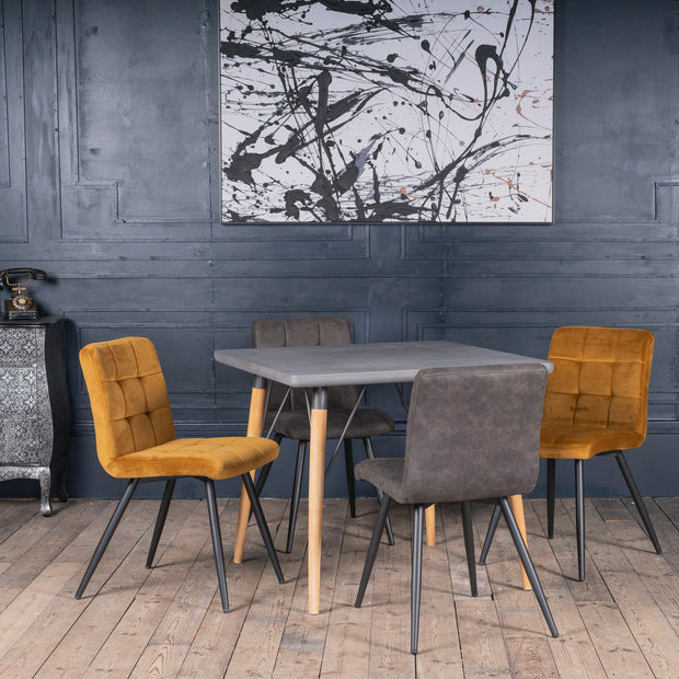 Wordsmith Square Dining Table | 90 x 90cm
