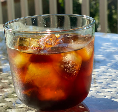 Cold brew: Nothing fancy needed!