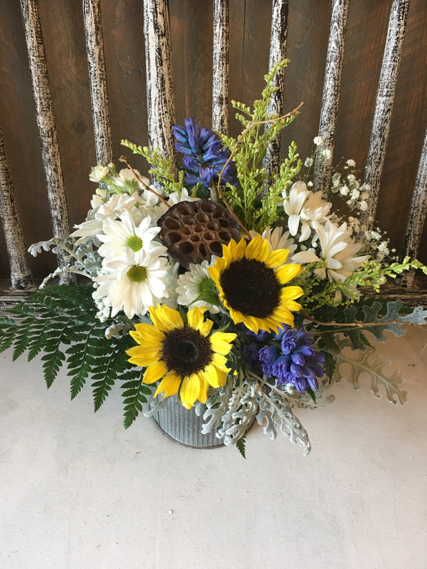 Sunflower Delight Flower Bouquet