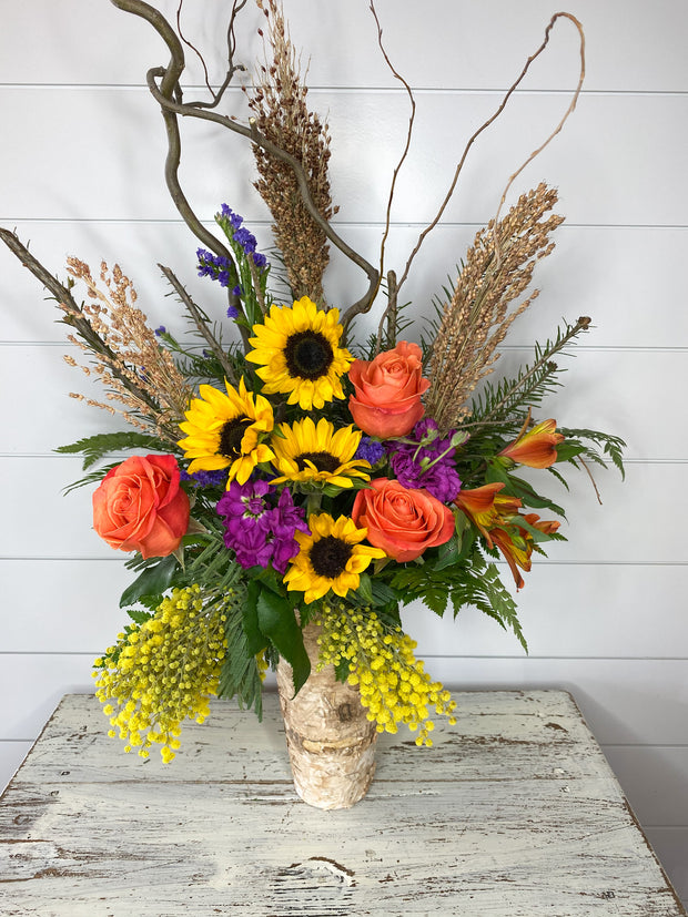 Summer Fields Flower Bouquet