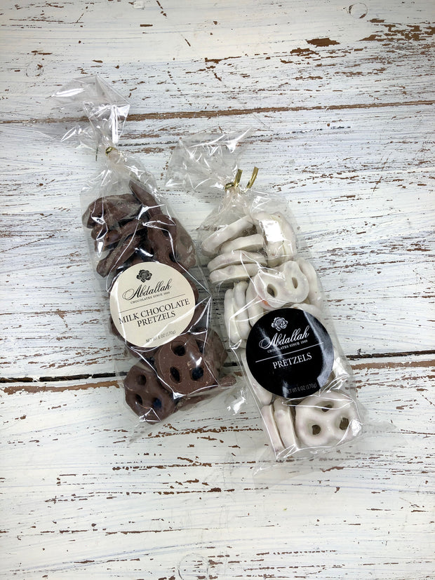 Abdallah chocolate covered pretzels Chocolates & Treats