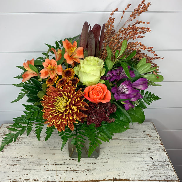 Fall Meadows Flower Bouquet