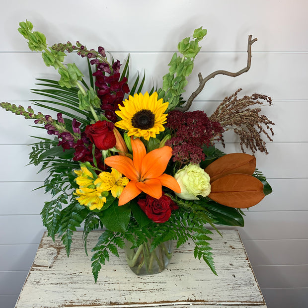 Bold Delight Flower Bouquet