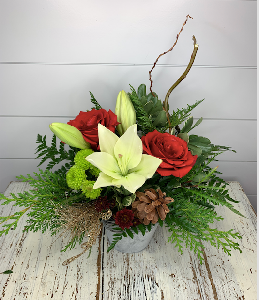 Comfort & Joy Flower Bouquet