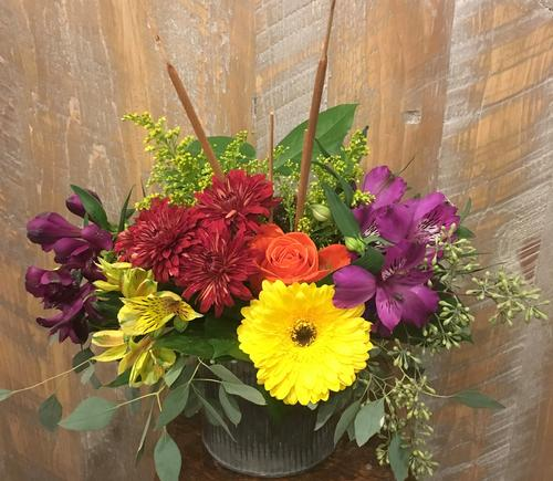 Grateful Flower Bouquet