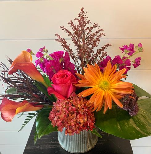Fall Sunrise Flower Bouquet
