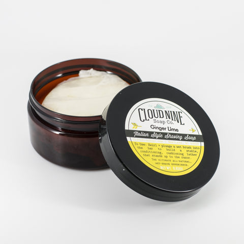 Limited Edition: Italian Style Shaving Soap