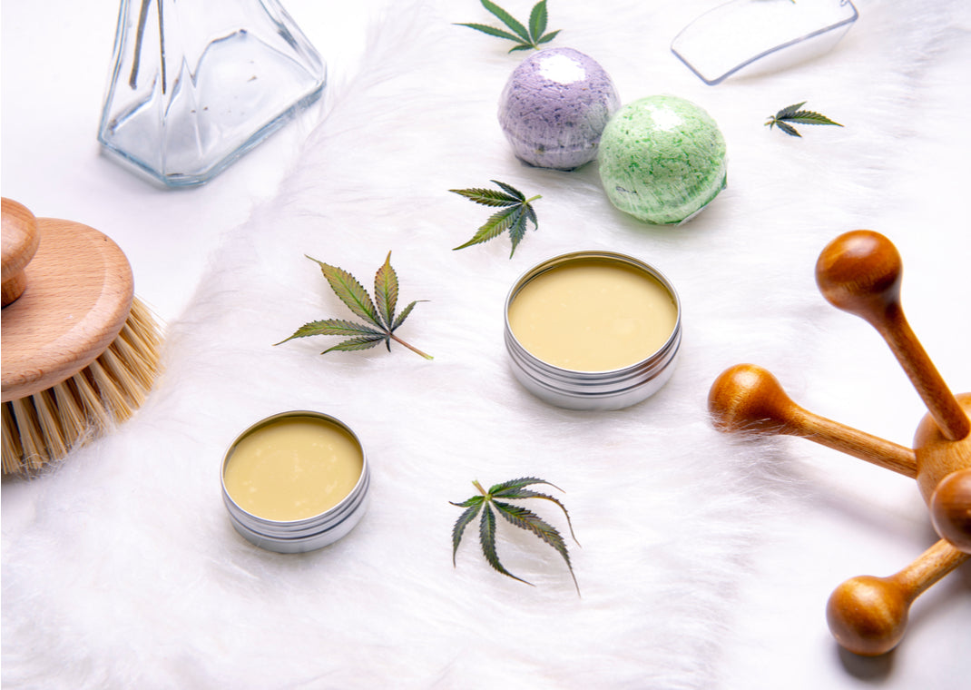 CBDfx CBD Topical Creams
