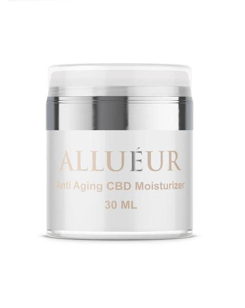 Allueur CBD Infused Skincare and Beauty Products