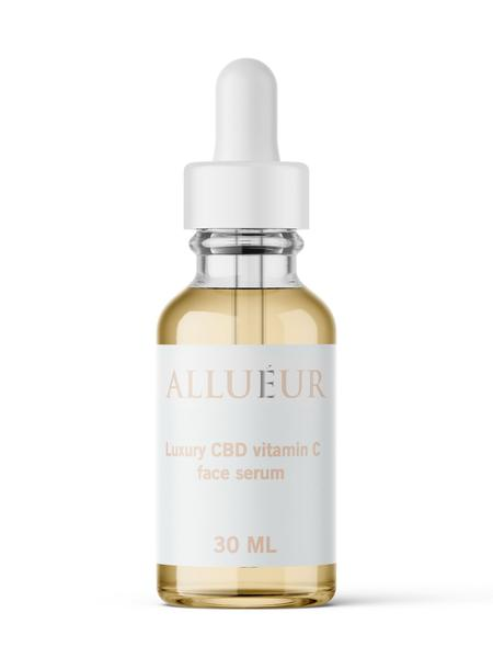Luxury CBD Vitamin C Face Serum