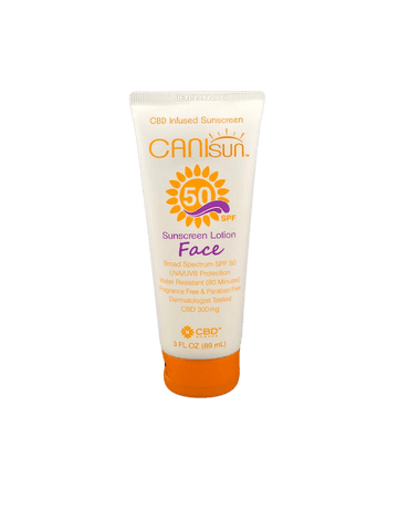 SPF 50 FACE SUNSCREEN