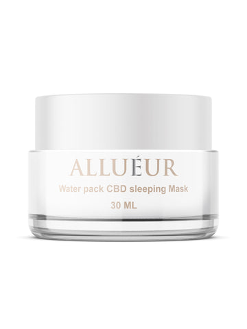 Water Pack CBD Sleeping Mask 30 ML