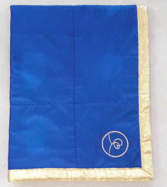 Meditation Aasan - Silk Wool Handmade