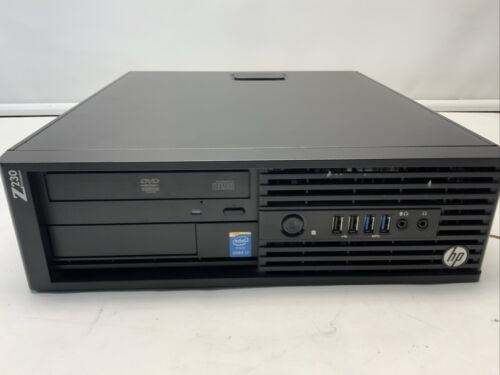 HP Z230 SFF WORKSTATION SFF I7-4790 1 terabyte 8GB RAM Windows 10 Pro