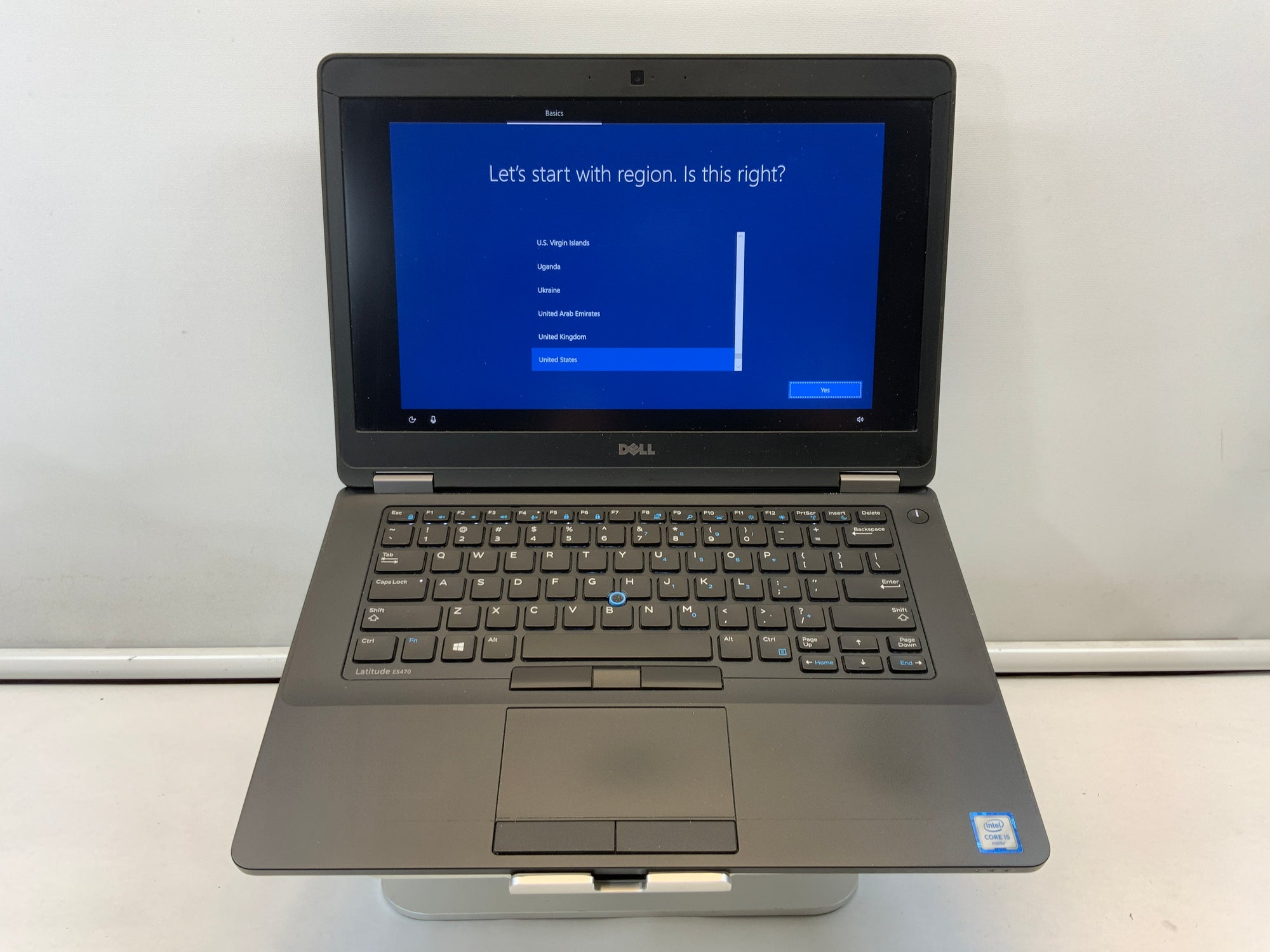 DELL LATITUDE E5470 I5-6200U 256GB M.2 SSD Win 10