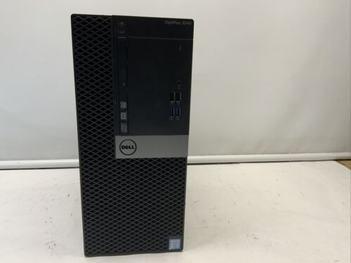 Dell Optiplex 3040 Intel Core i5-6500 3.2GHz 16GB RAM 1 TB HDD SFF Windows10 Pro