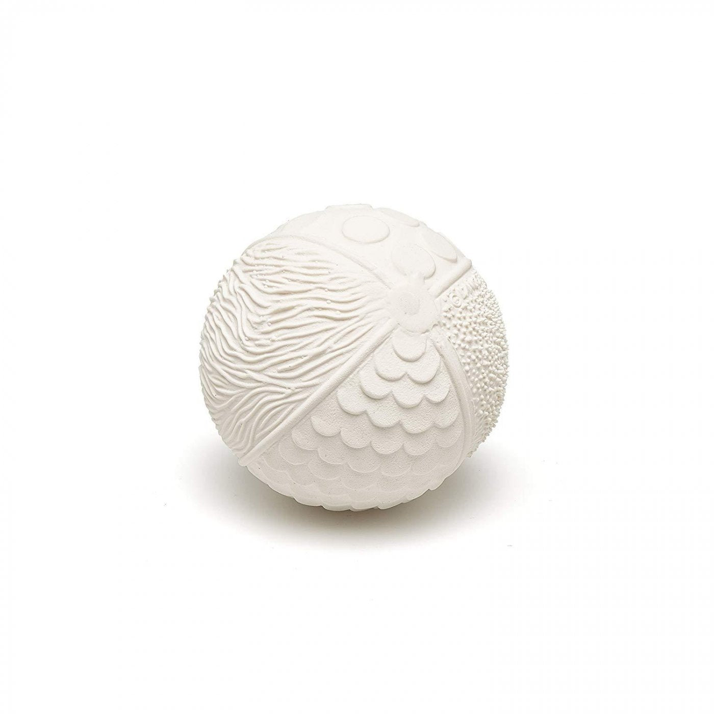 Sensory ball white Lanco