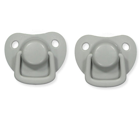 Pacifiers 2-pack dark mint 0-6M Filibabba